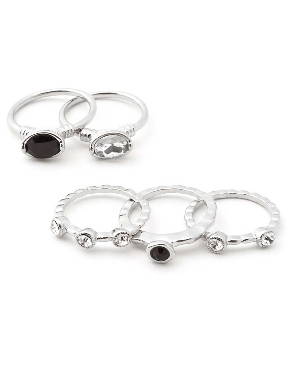 Set of 5 Rings