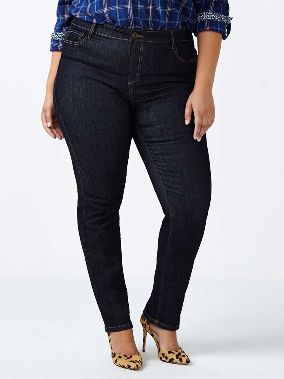 ONLINE ONLY - d/c JEANS Tall Straight Fit Straight Leg Jean