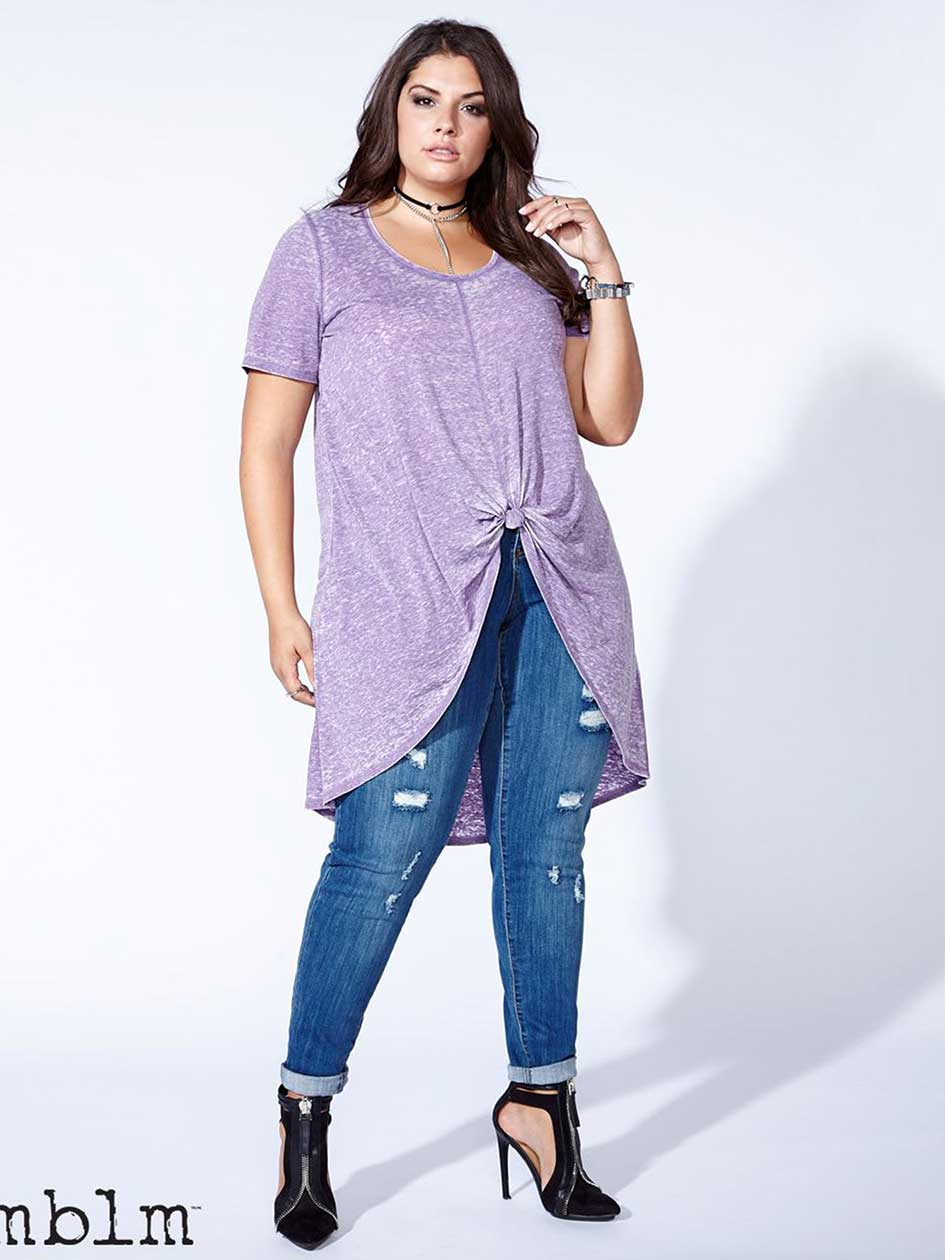 bfd67fc1af7 Plus Size Tops - Blouses, Sweaters, T-Shirts, Cardigans | Penningtons