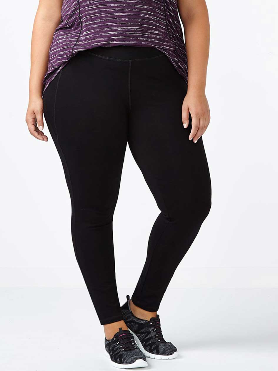 Essentials - Legging de base taille plus