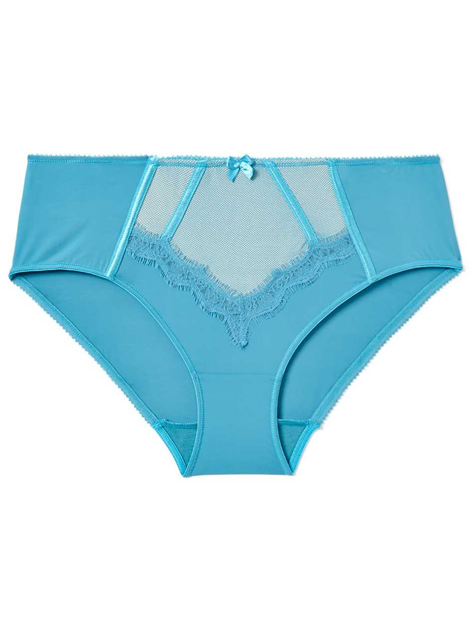 Ti Voglio Hipster Panty with Mesh
