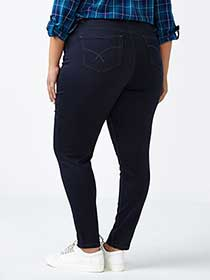 d/c JEANS - Jean legging superextensible