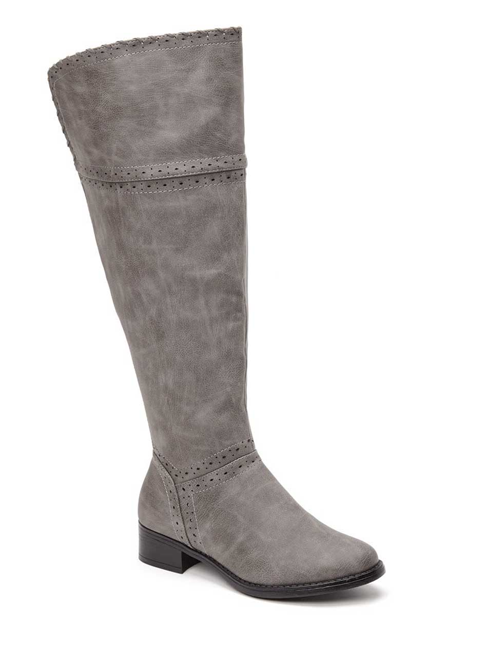 Wide-Width Tall Boots