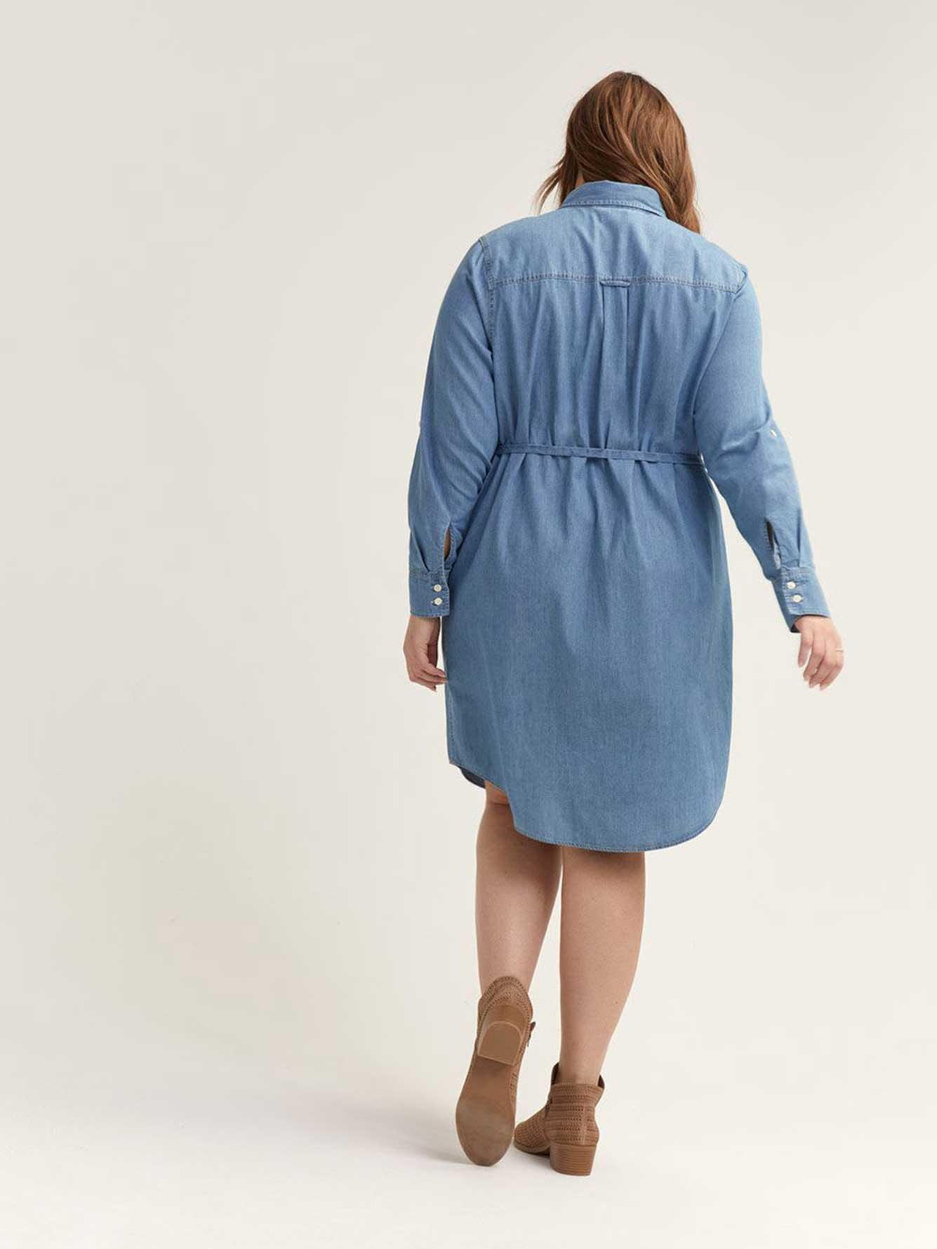 9382c441bd5 Levi s Denim Western Dress