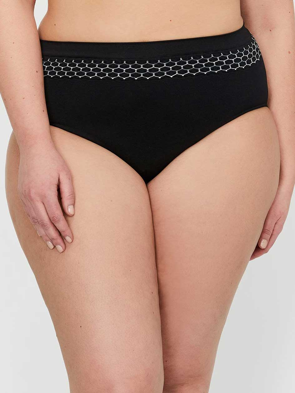 469fe27790f Déesse Collection - Seamless High Cut Panty
