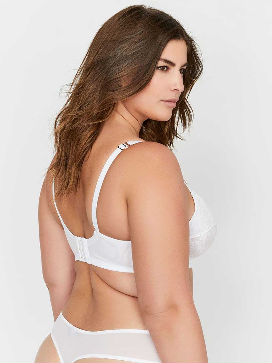 Ashley Graham Sizes G & H Fatal Attraction Bra