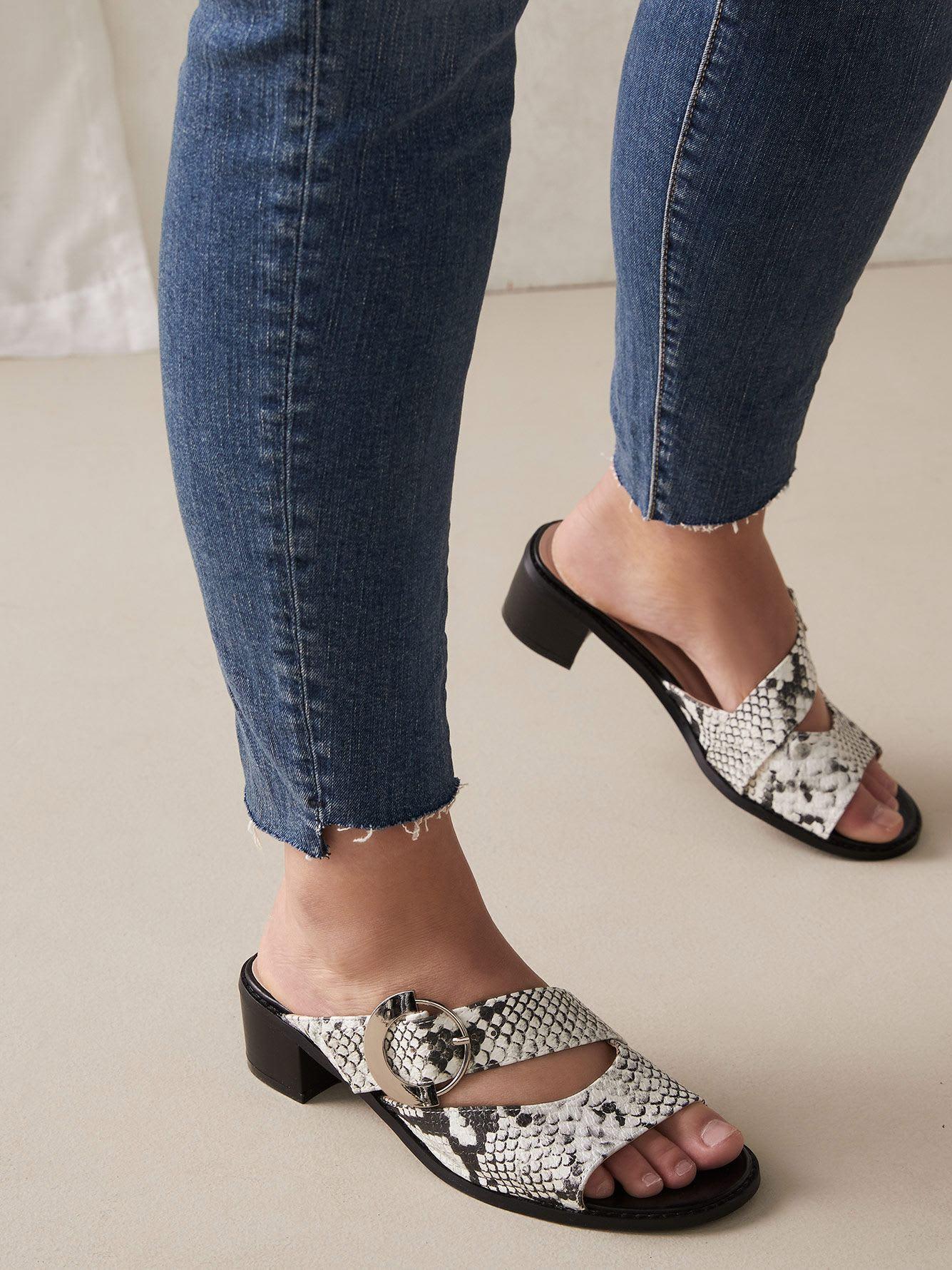 34efaaf9 High Waist Skinny Jean - Silver Jeans   Addition Elle