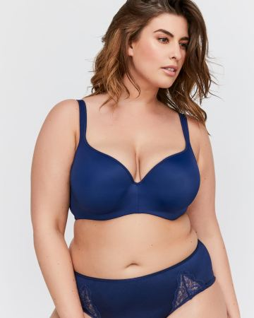 Contour Flirt Padded Underwire Bra - Déesse Collection