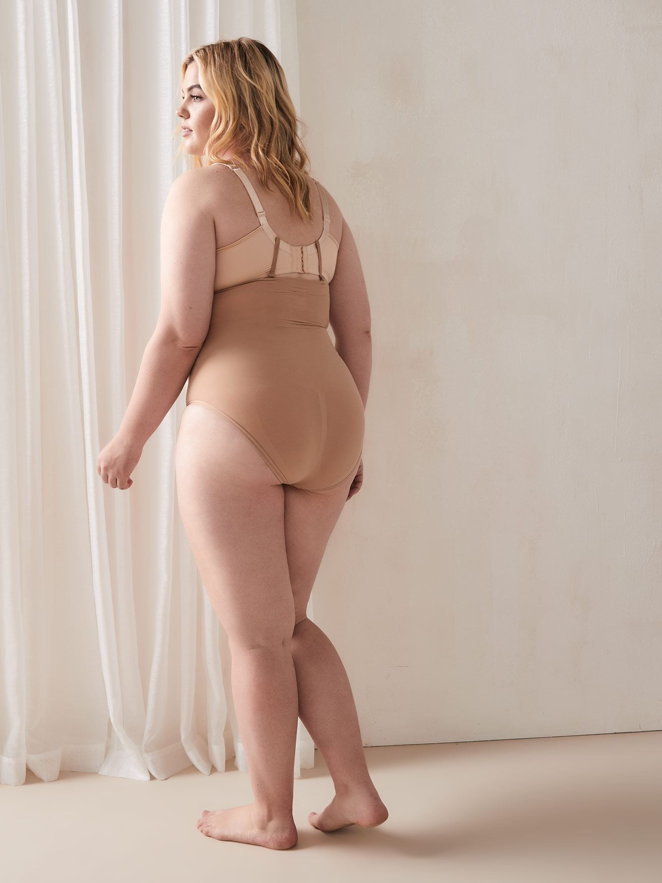 1992b840d0516c Body Wrap High Waist Brief Panty | Addition Elle