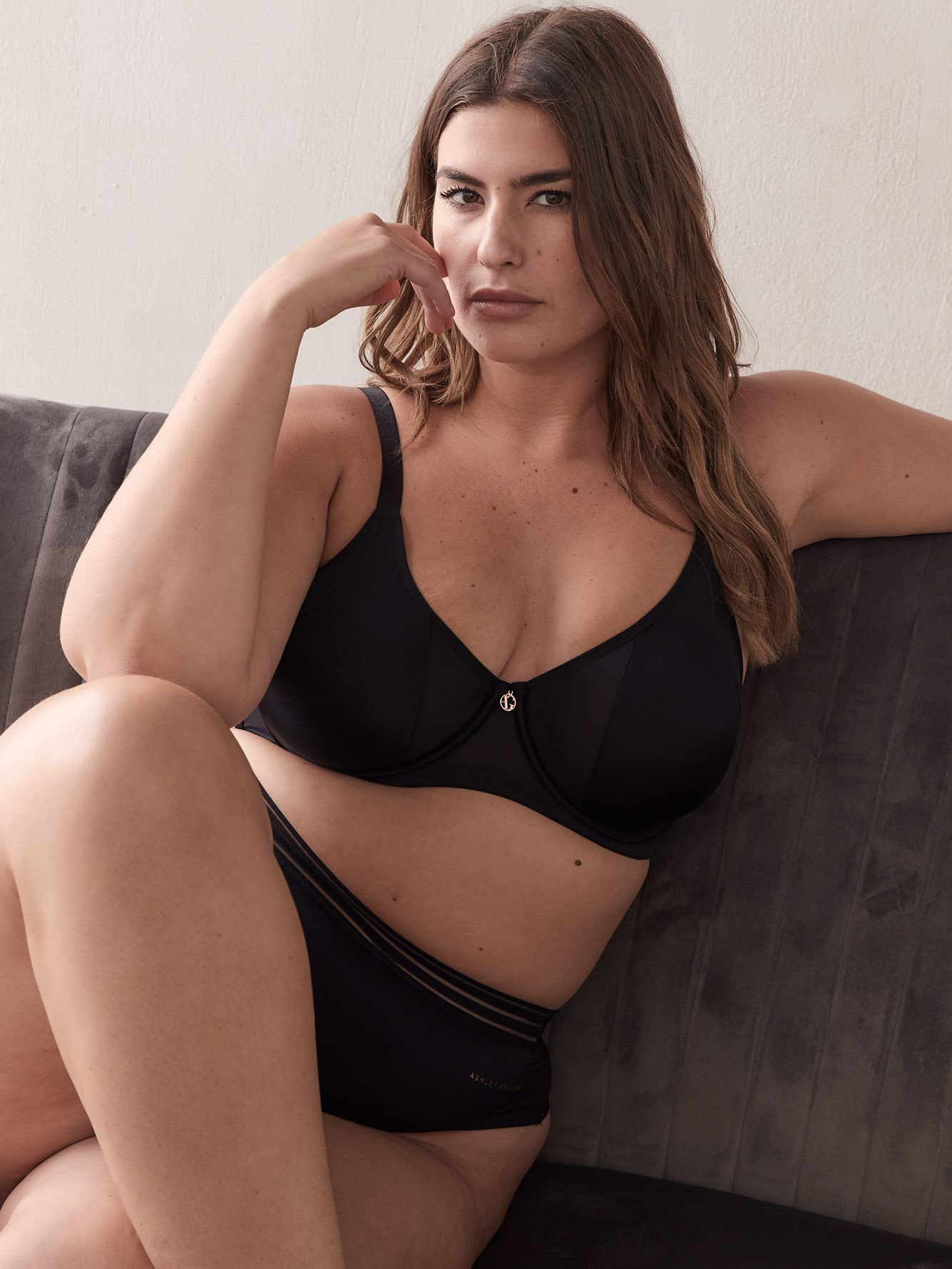 Invisible Thong Panty - Ashley Graham