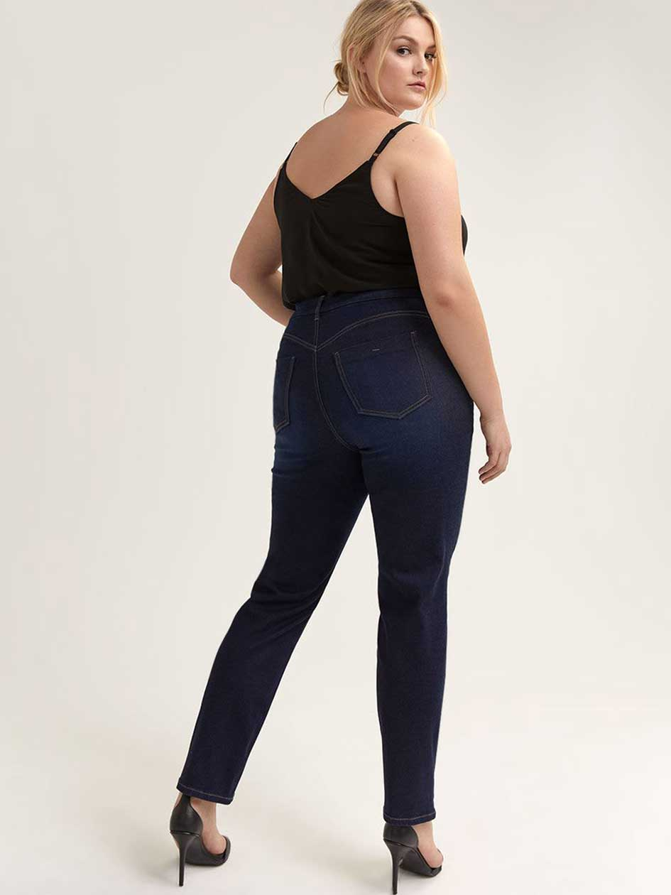 Shaping Slim Blue Jeans - L&L
