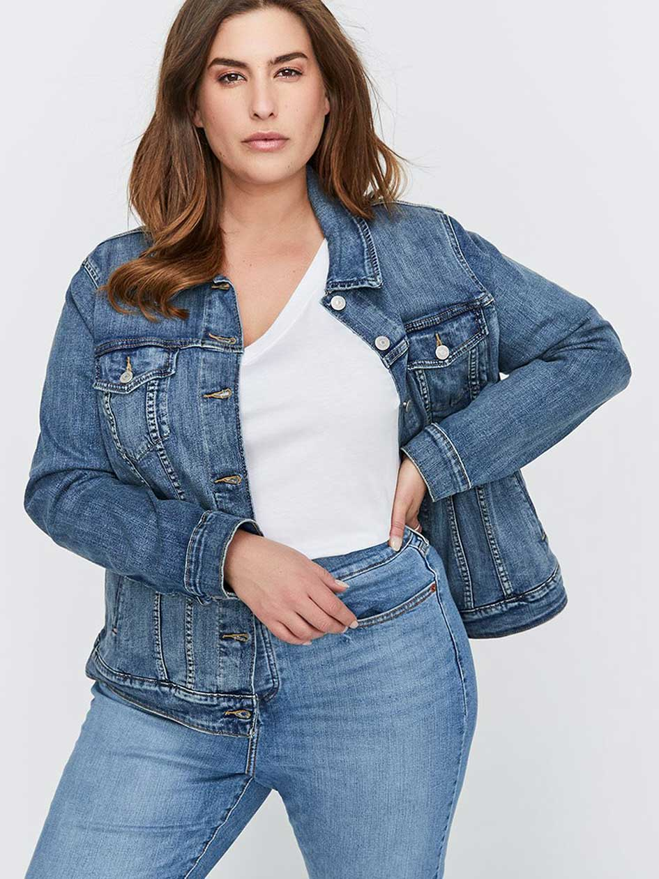Original Ocean Sail Trucker Jacket - Levi's