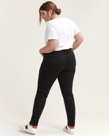 311 Black Stretchy Shaping Skinny Jean - Levi's