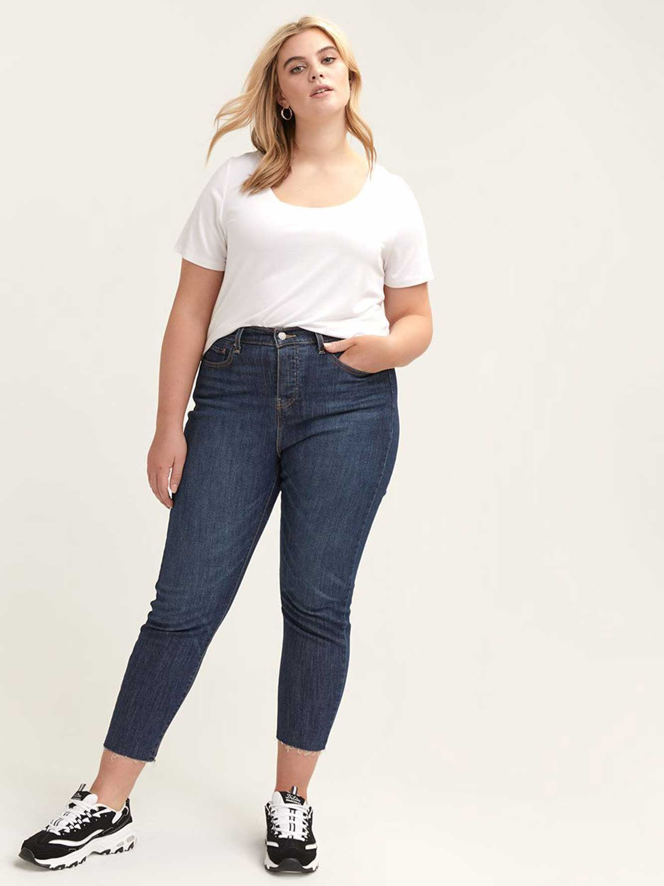 Skinny Levi's Wedgie From Block Jeans The rxoCedB