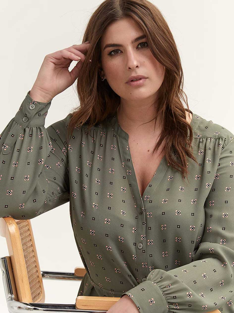 5c68c5029c Plus Size Blouses & Shirts | Plus Size Clothing | Penningtons