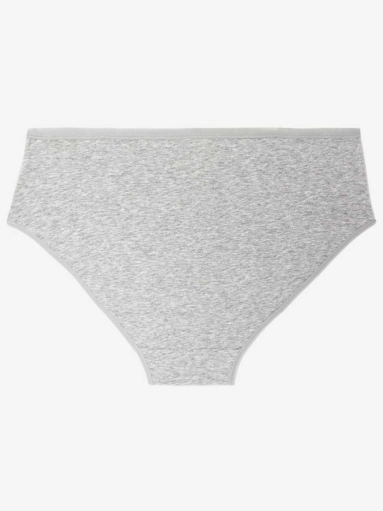 f2a3e5851 High Cut Heathered Panty - Déesse Collection