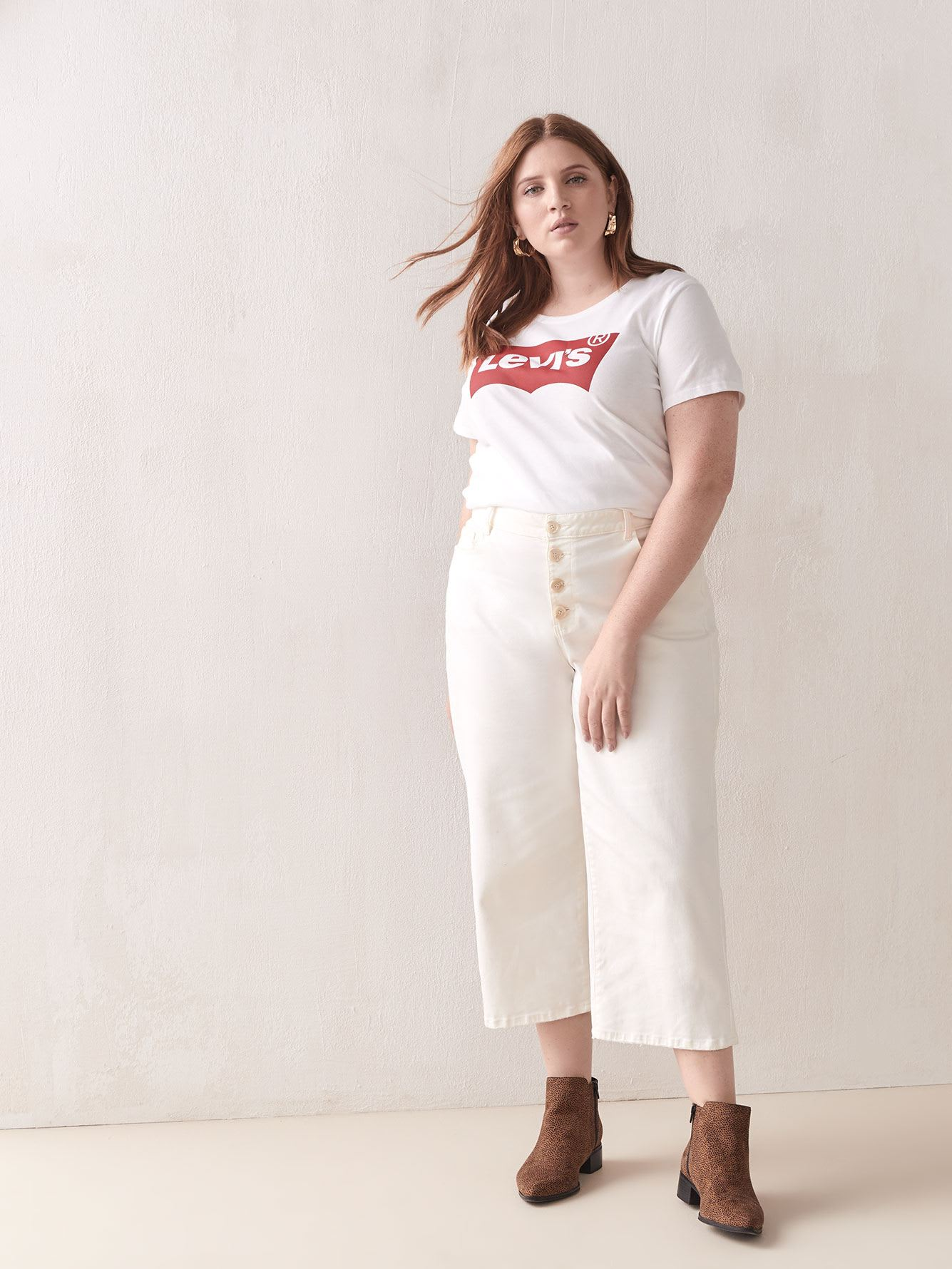Perfect Batwing Logo T-Shirt - Levi's
