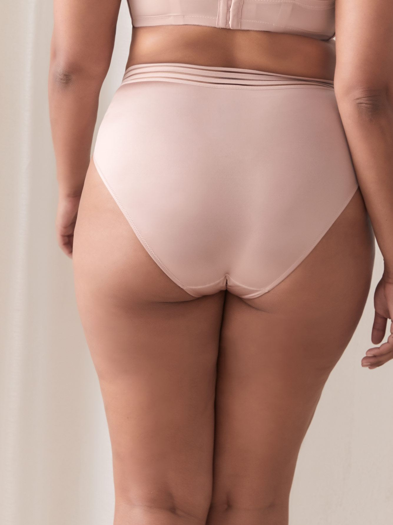 Invisible High Cut Panty - Ashley Graham