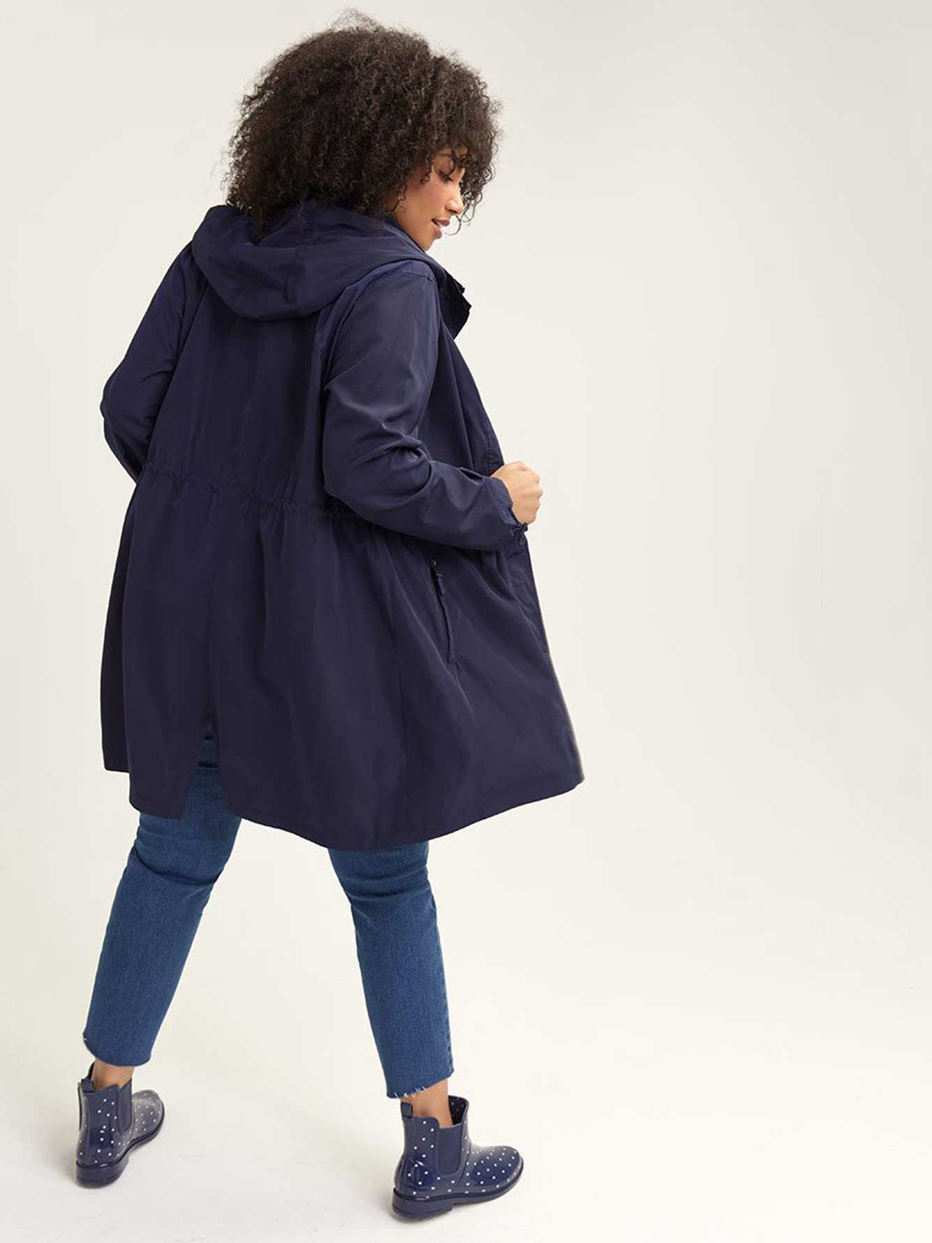 Anorak long compressible - Michel Studio