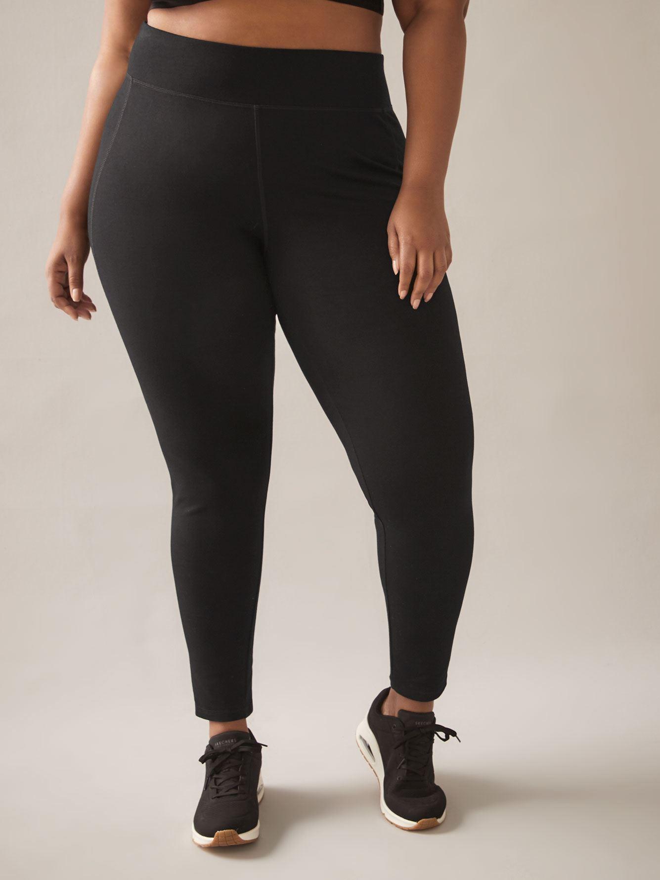 BODY ESSENTIALS Contrôle Leggings XXL bleu jean Taille Taille 40 42 Top Qualité