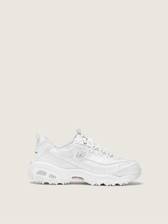 Wide-Fit, D'Lites Fresh Start Sneakers - Skechers