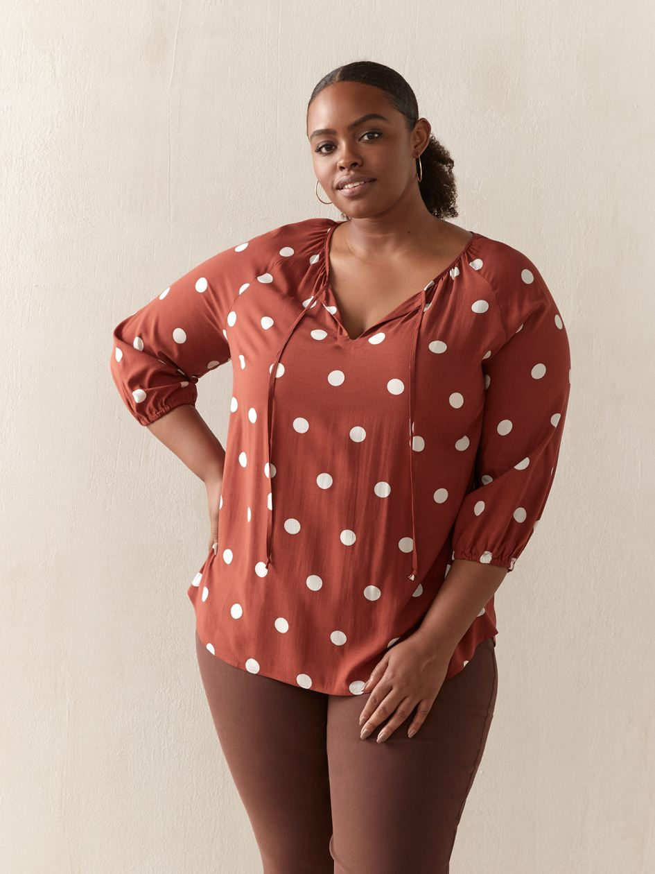 0970192823 Plus Size Blouses & Shirts | Plus Size Clothing | Penningtons