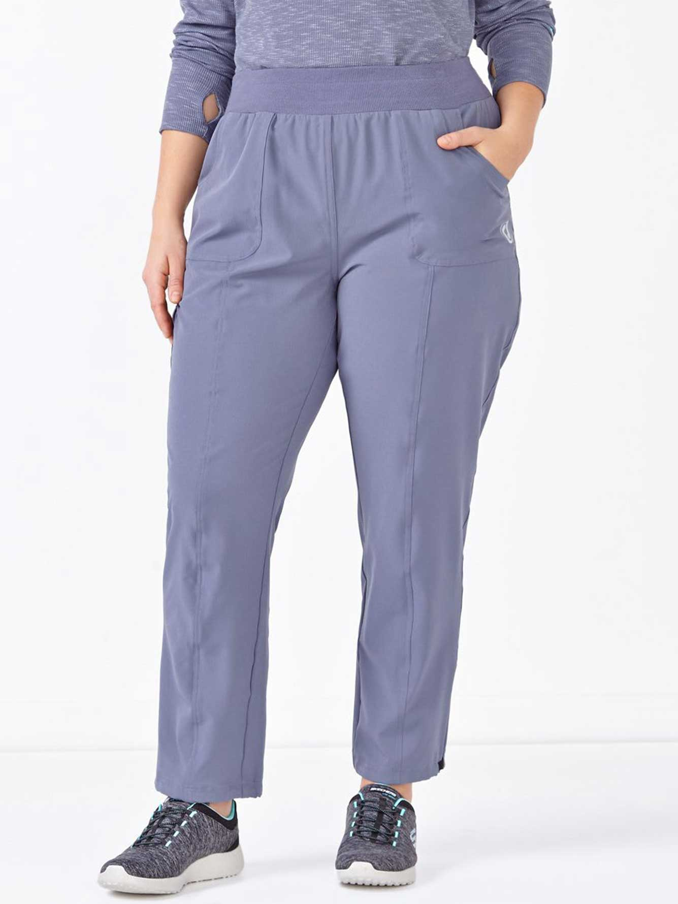 a395c9bf466 ... Plus-Size Stretch Pant. tap to zoom