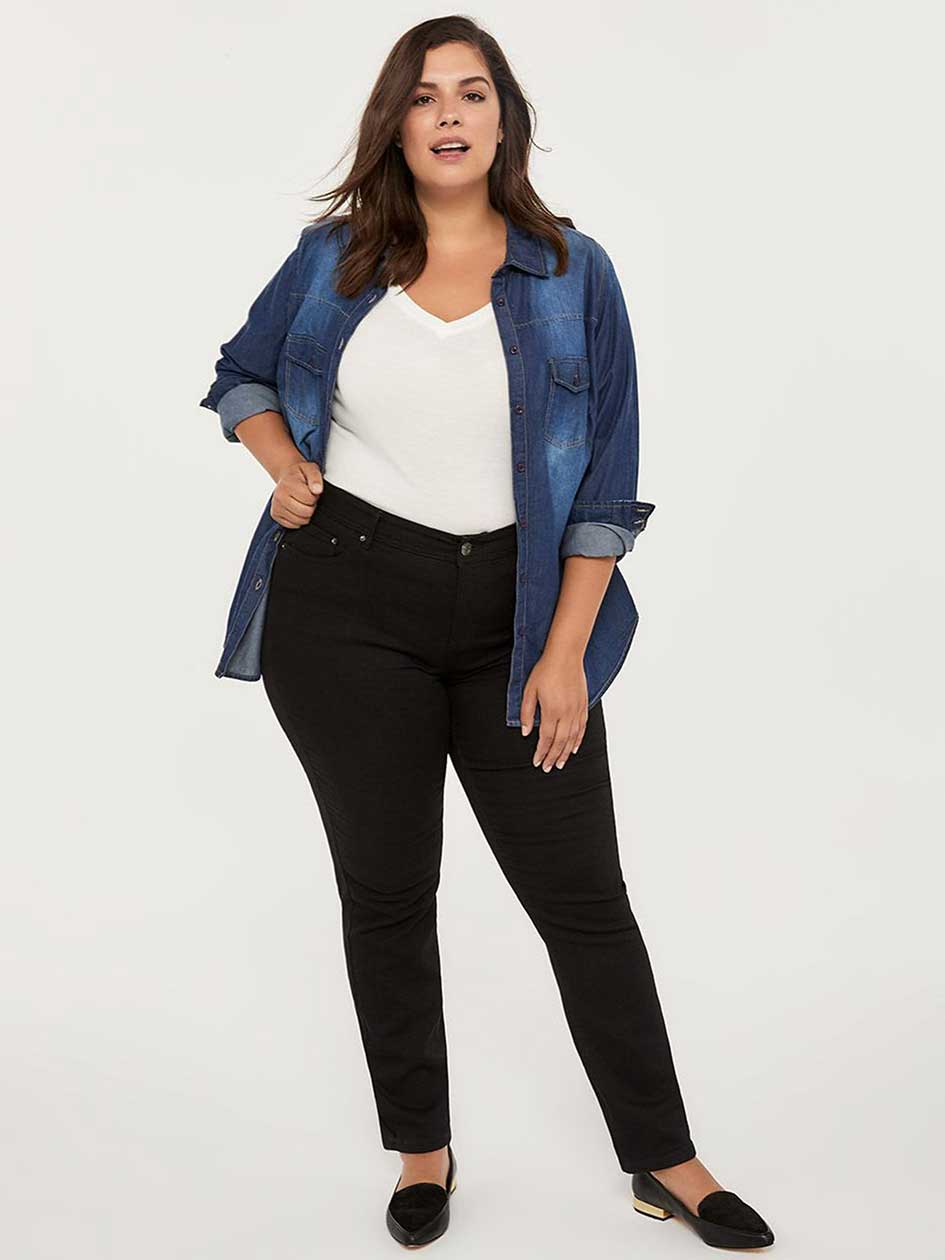 cad7add9d7 Slightly Curvy Fit | Perfect Pant Fits | Penningtons