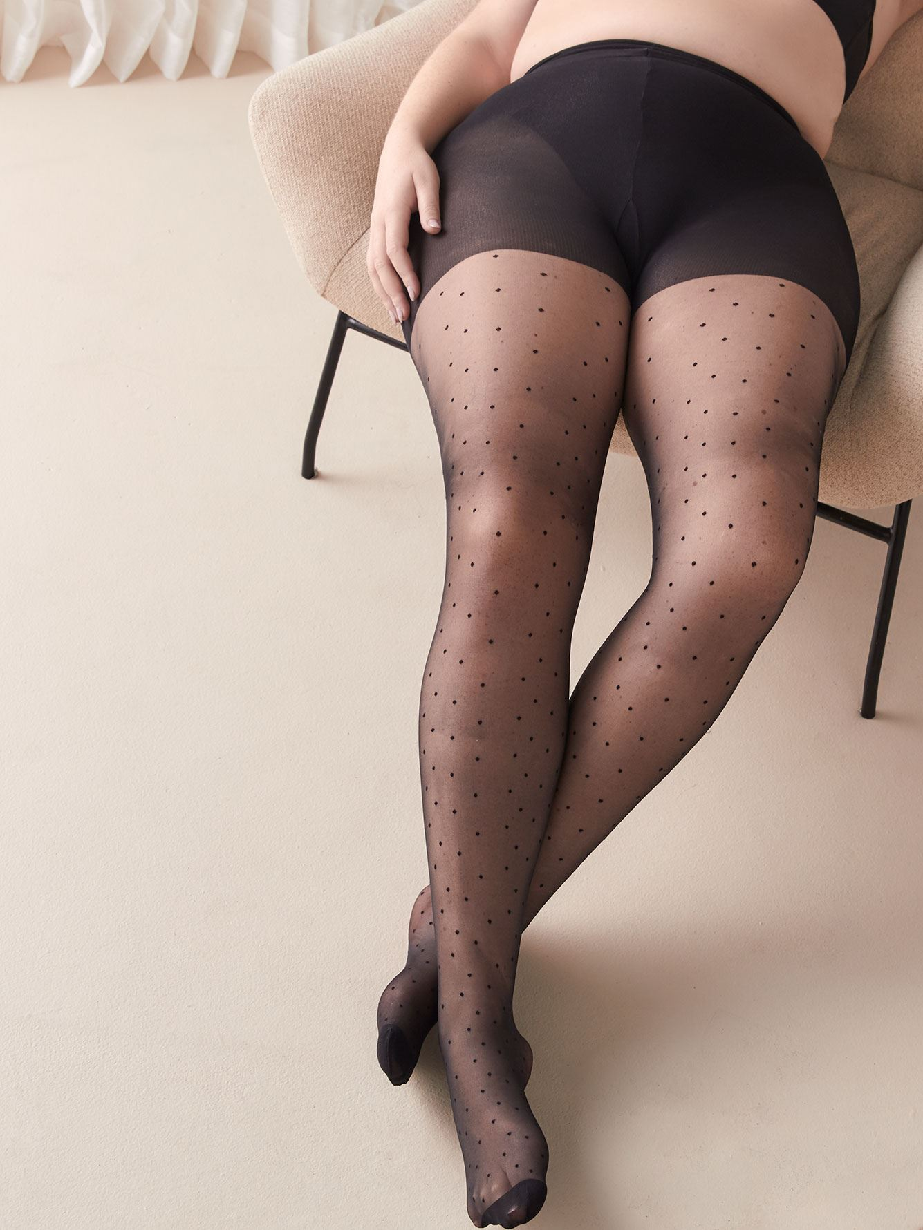 Dotted Tights - Pretty Polly