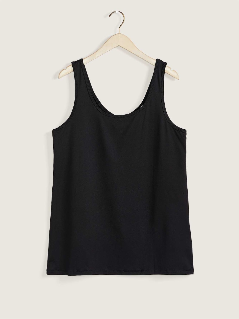 Solid Reversible Tank Top - In Every Story
