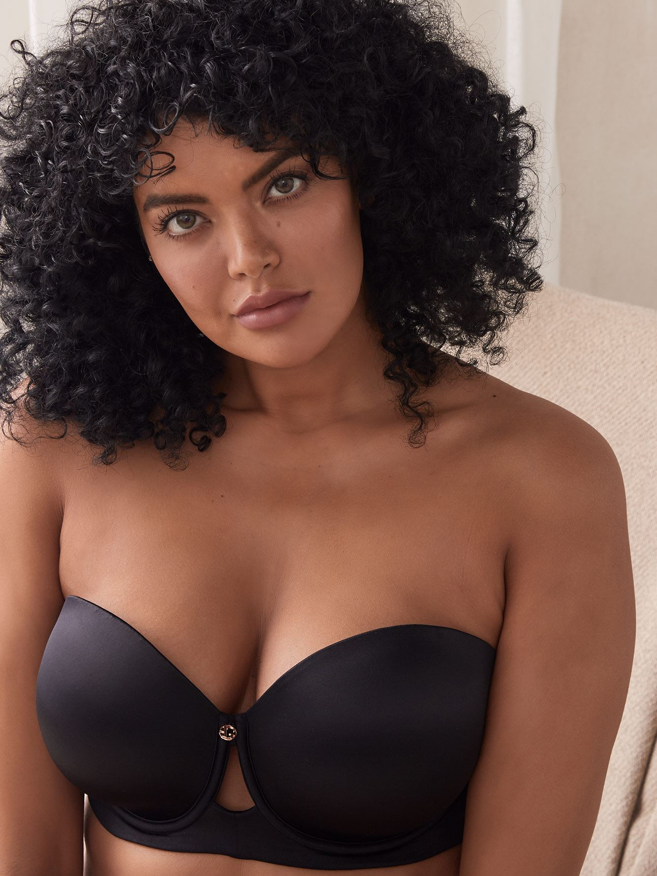 Strapless Phenomenon Bra - Ashley Graham