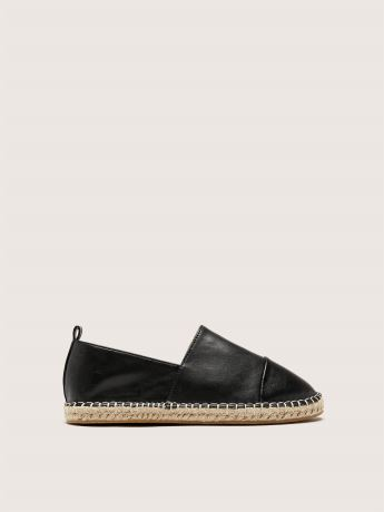 Wide Width Slip-On Espadrille - Addition Elle