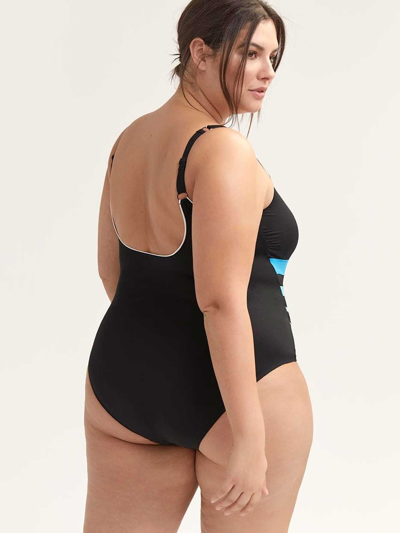 Colour Block One-Piece Swimsuit - TYR
