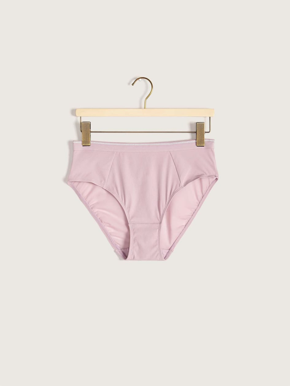 High Cut Microfiber Brief Panty - ti Voglio