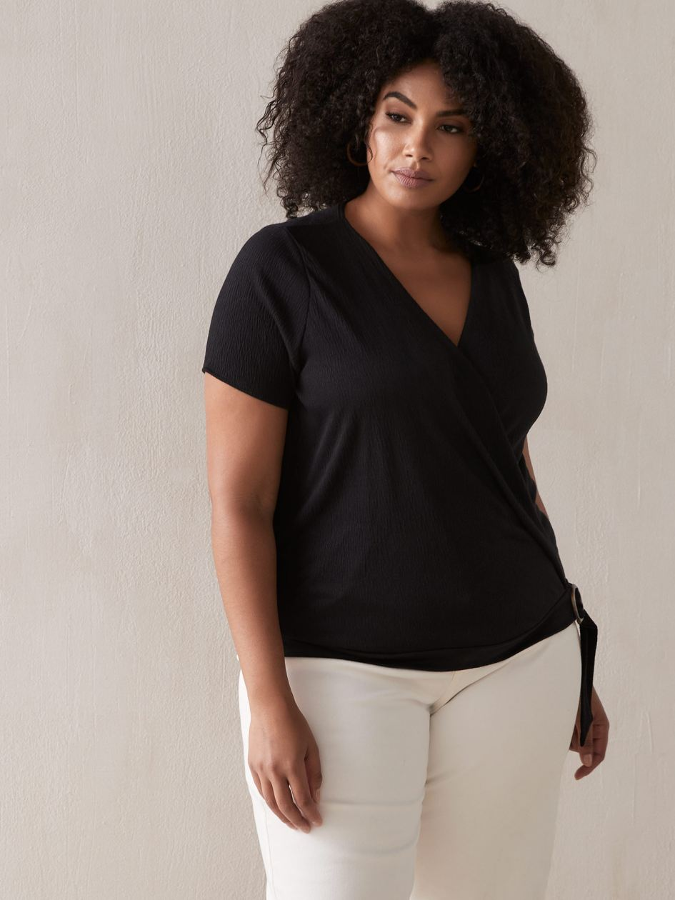 5275bdfbcb New Arrivals | New & Trendy Plus Size Clothing | Penningtons