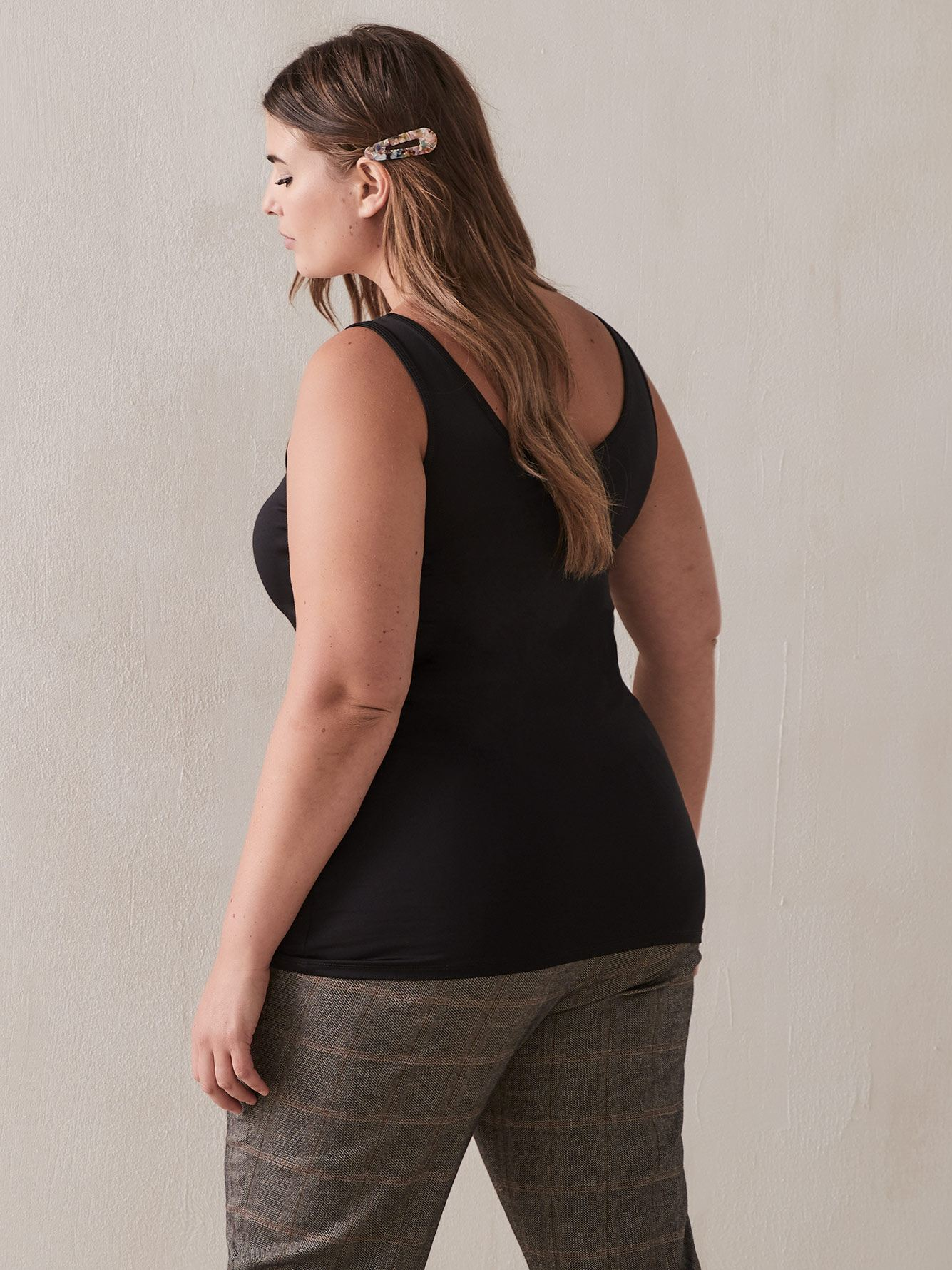 Reversible Nylon Tank - Addition Elle