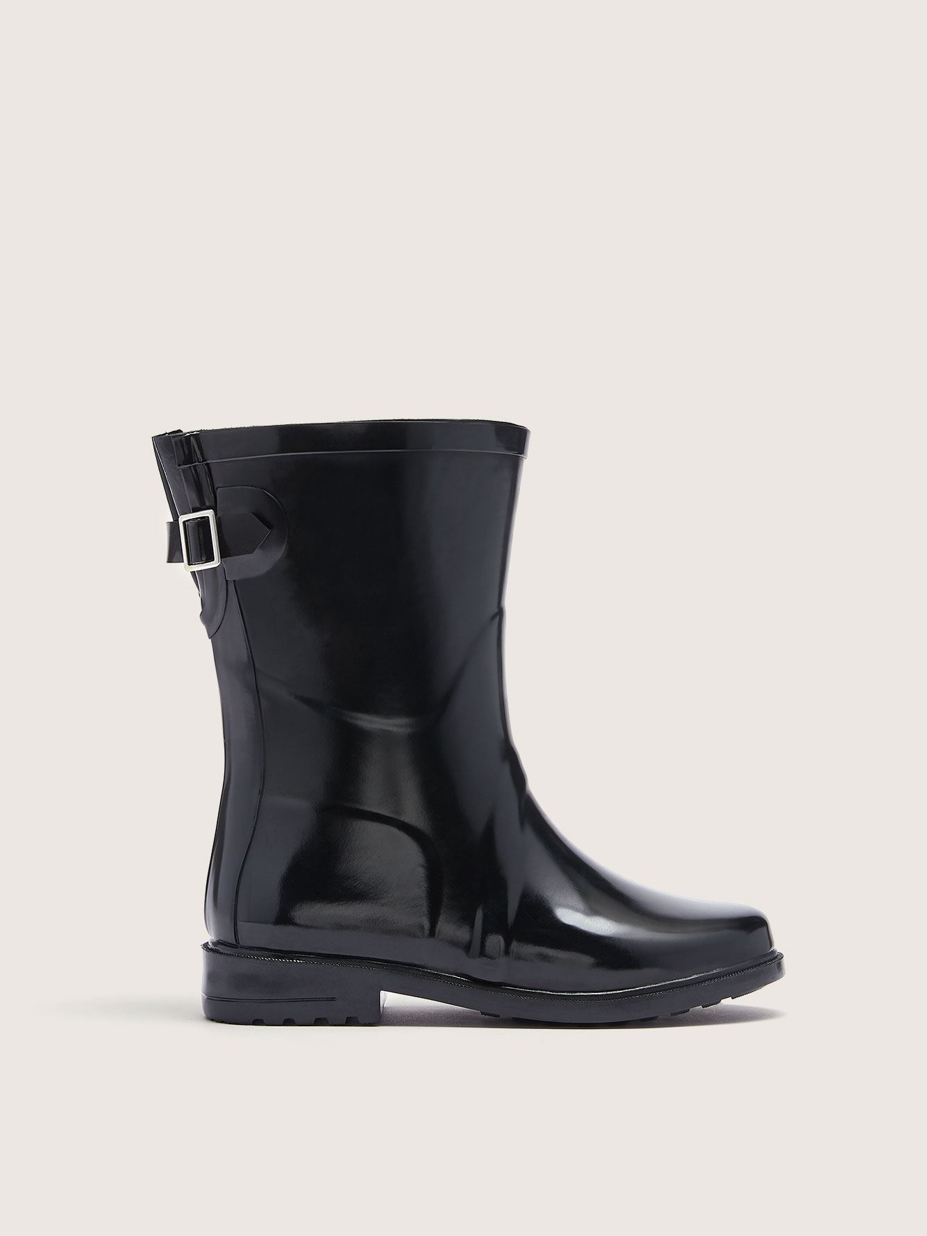 Wide Width Mid-Calf Rain Boot - Addition Elle