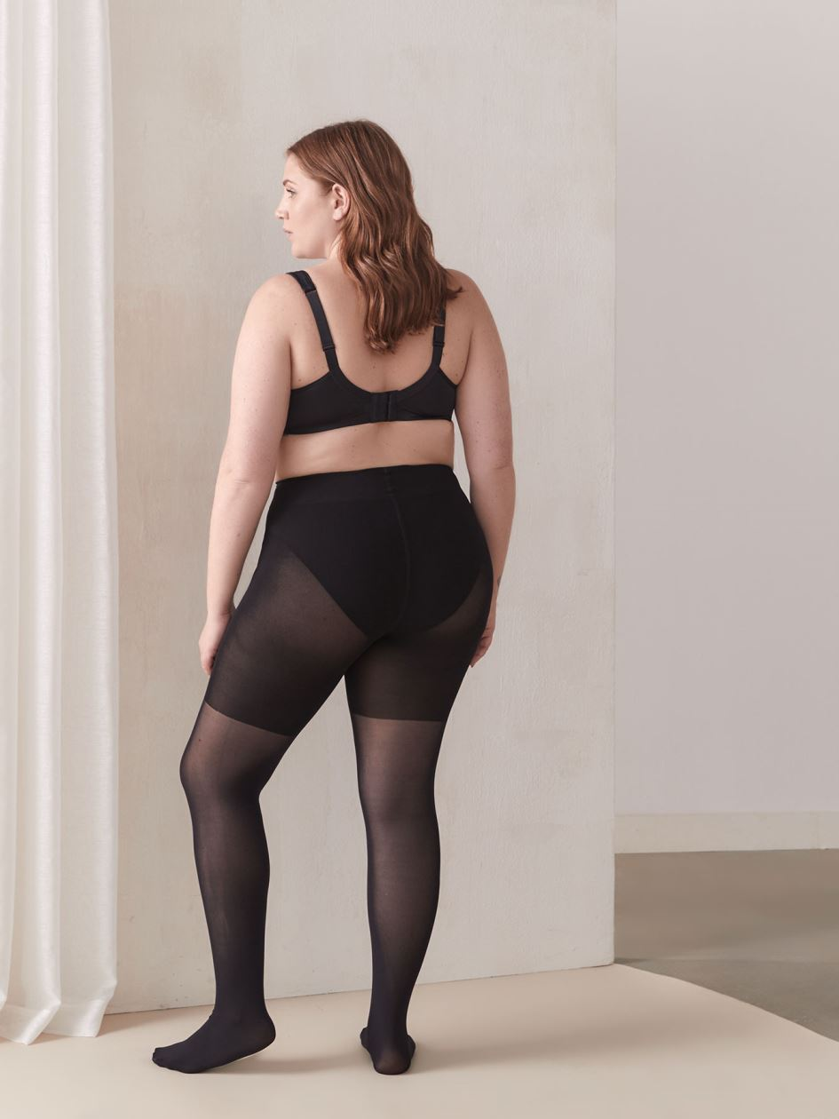 Basic Semi-Opaque Beauty Plus Tights - Falke