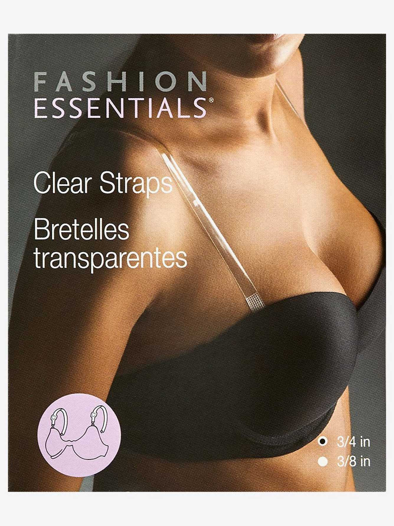 Clear Bra Straps - Forever New