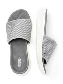 Wide Width Slip On Sandals - Skechers