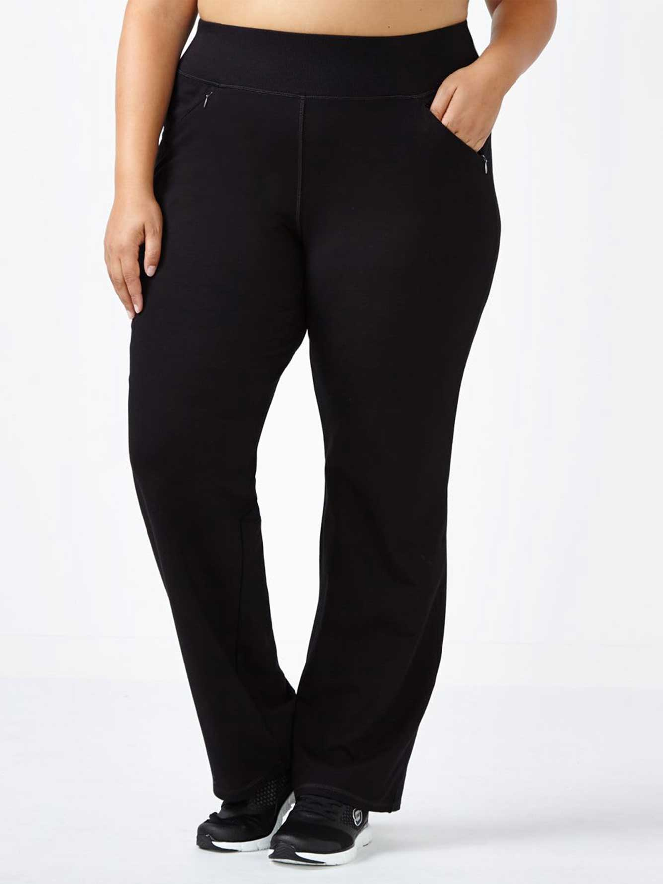 bd366894c6f32 Essentials - Plus-Size Basic Relaxed Pant | Penningtons