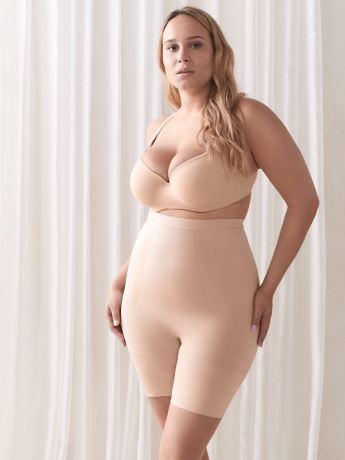 Mid-Thigh Oncore Shapewear Shorts - Spanx