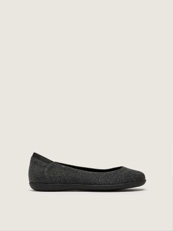 Wide Ballerina Flat - Addition Elle