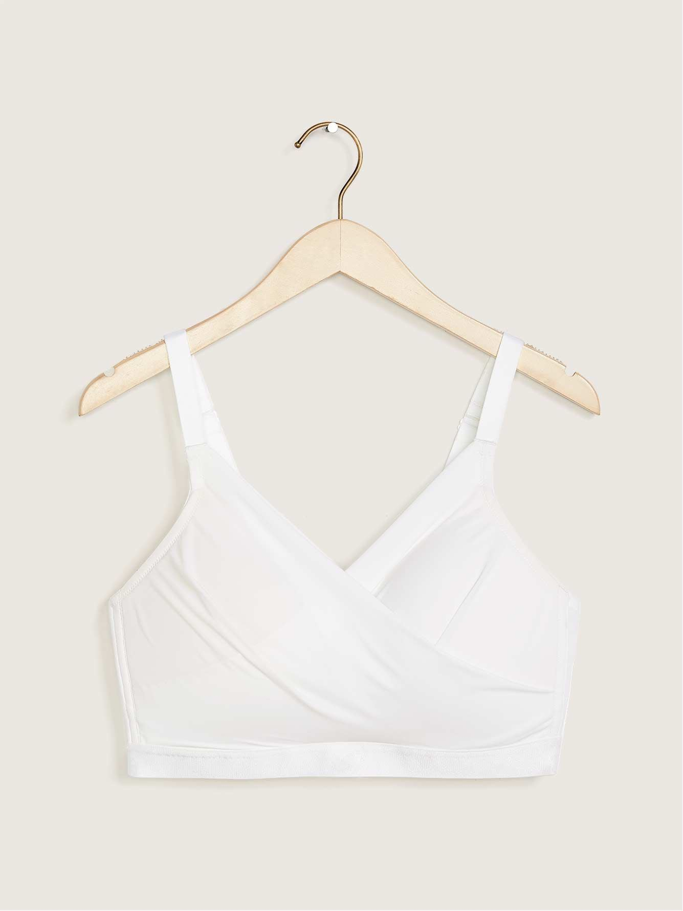 Wireless Padded Lounge Bra - Déesse Collection
