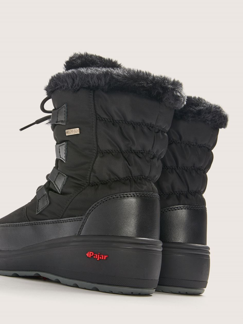 Wide Elody Winter Boot with Faux Fur - Pajar