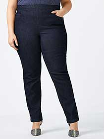 ONLINE ONLY - Tall Savvy Straight Leg Jean - In Every Story