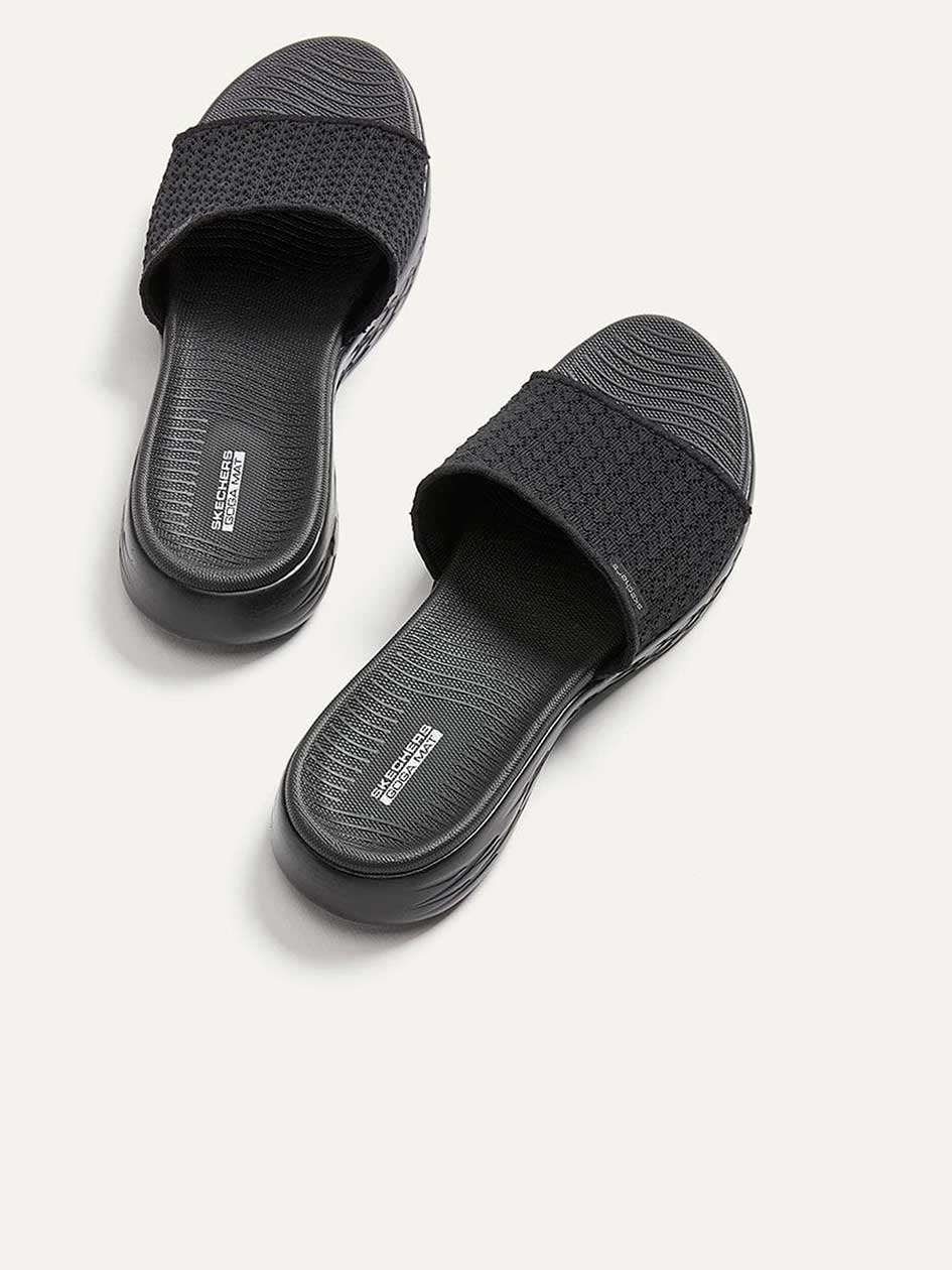 Skechers On the Go 600, Stellar - Wide Width Sandals