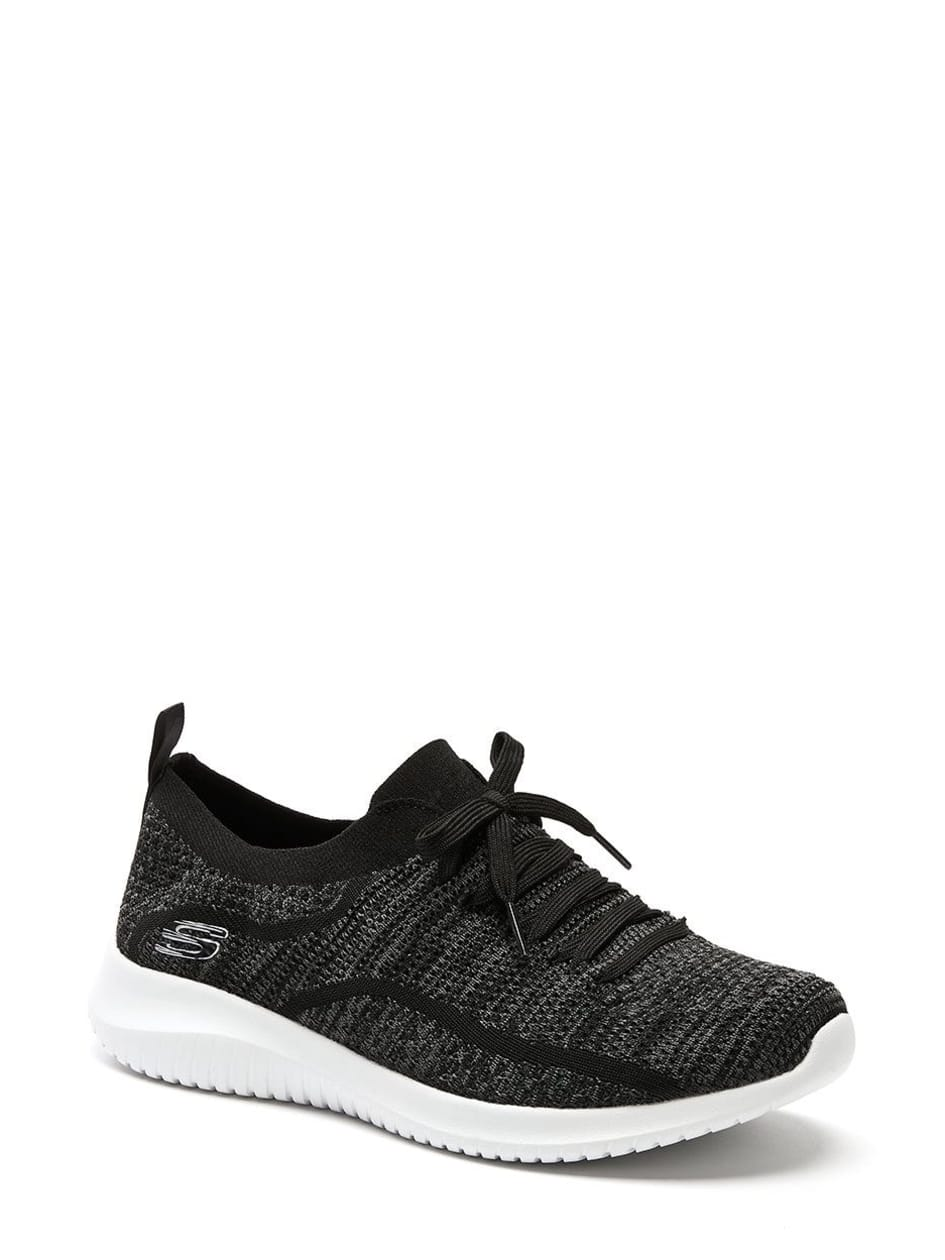 6b3e673248f Wide-Width Slip On Sneakers with Laces - Skechers