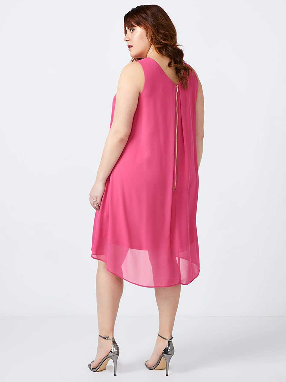 Sleeveless Swing Dress - In Every Story