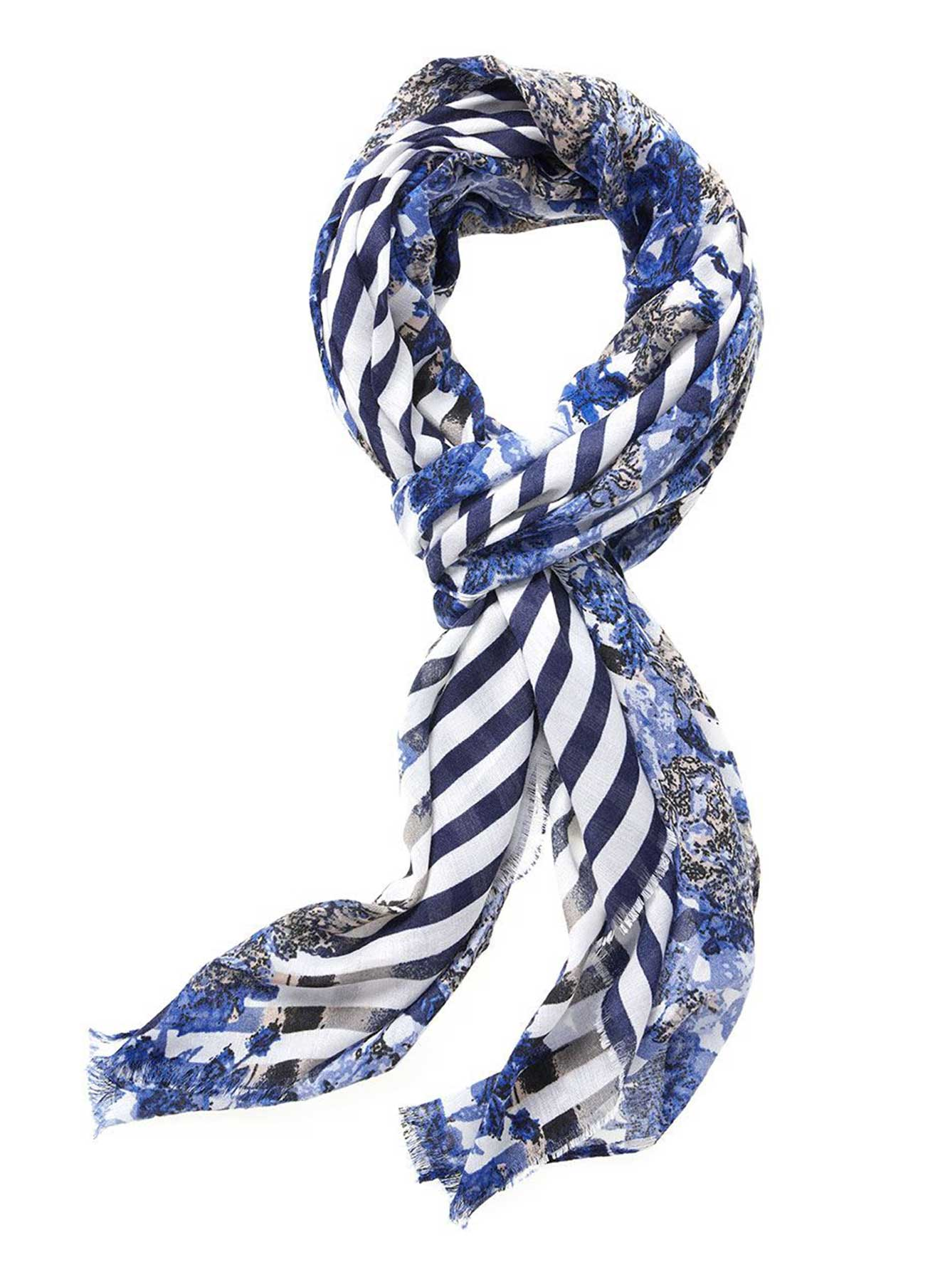 Printed Lightweight Scarf